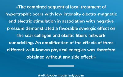 Biodermogenesi®: a solution to skin scarring