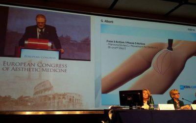 Biodermogenesi en el Congreso Europeo de Medicina Estética