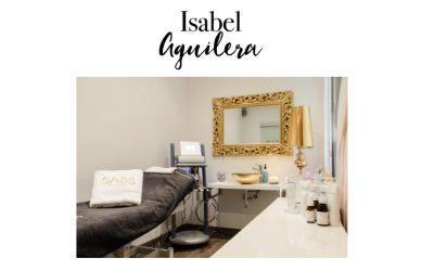 Biodermogenesi® en el blog de Isabel Aguilera