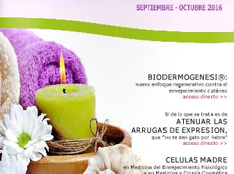 Pubblicazione su Cosmenews (Organo Ufficiale Società Spagnola di medicina e chirurgia estetica)