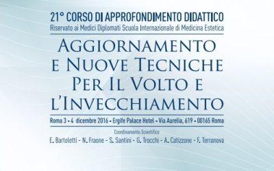 XXI Corso di Approfondimento Didattico (Roma)