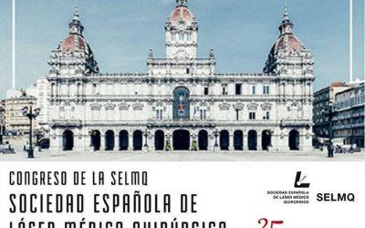 XXV Congreso de La SELMQ (Coruna – Spagna)