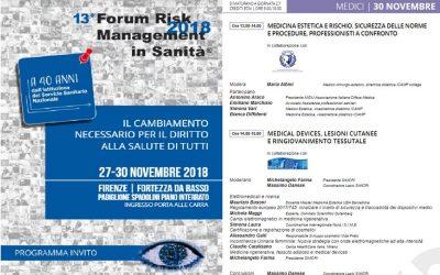Forum Risk Management