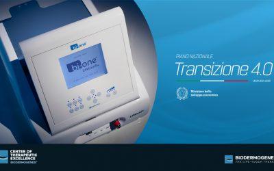 Bi-one® LifeTouchTherapy e Transizione 4.0