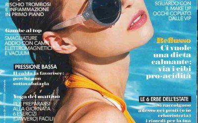 Biodermogenesi® in Viversani e belli magazine